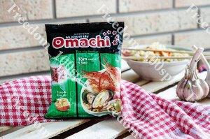 Лапша OMACHI вкус креветки