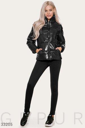 Стильная стеганая куртка