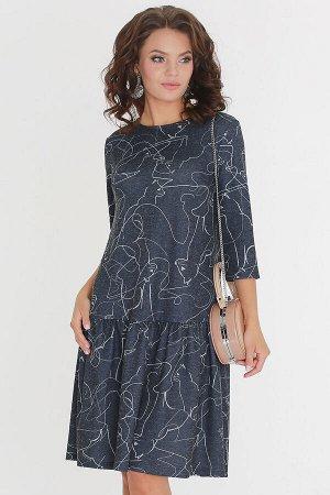 Платье на 46-48 размер, высокий рост