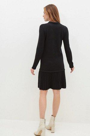 Платье жен. CAMUL черный