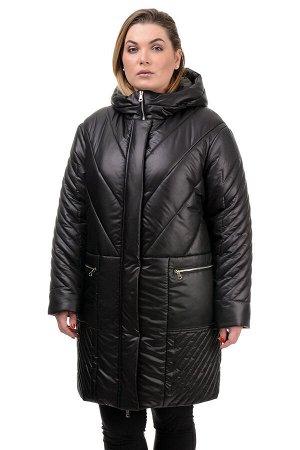 Куртка «Соня», 50-56, арт.255 черный