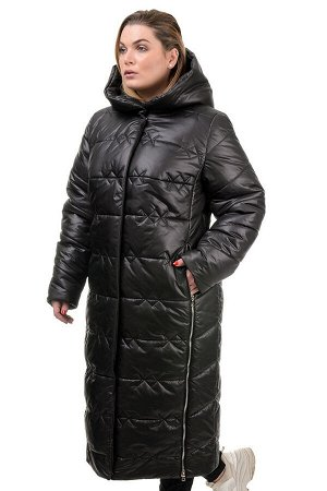 Пальто «Ася»,52-58, арт.250 черный