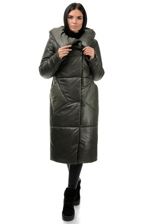 Пальто «Сьюзи»,44-50, арт.257 хаки