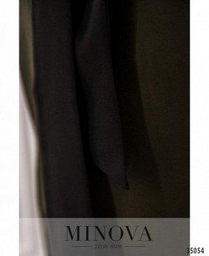Платье №3016Б-1-хаки