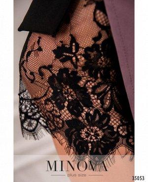Платье №3016Б-1-капучино