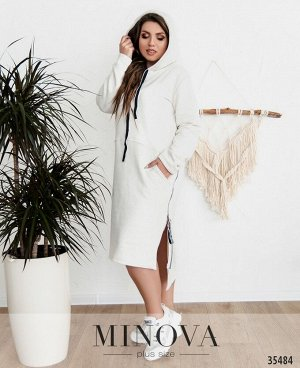 Платье №15235-молоко