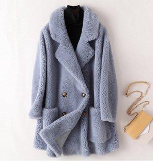 Пальто из натуральной овчины