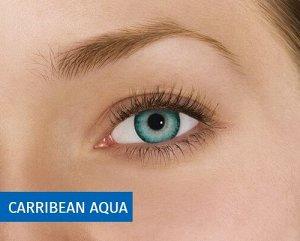 Оттеночные цветные контактные линзы FreshLook Dimensions 2 линзы НУЛЁВКИ