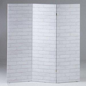 """Ширма """"Кирпичная стена"""", 160 ? 150 см"""