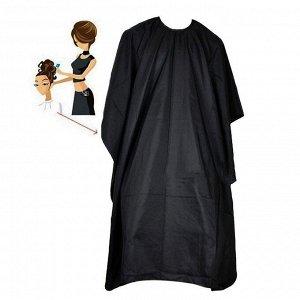 Накидка для стрижки волос водонепроницаемая (размер 140х90 см)