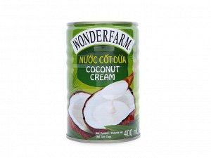 Кокосовый Крем  Wonderfarm, 400 мл, Вьетнам