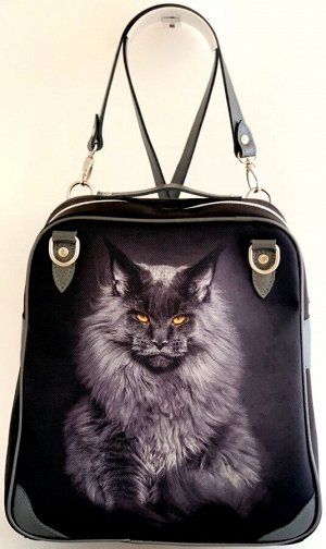 Женская сумка-рюкзак ITELIA 2