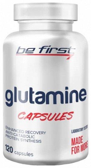 Be First Glutamine (120 капс.)