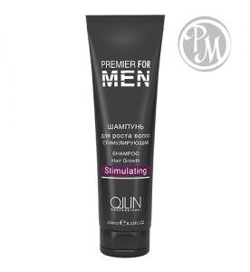 Ollin premier for шампунь для роста волос стимулирующий 250мл