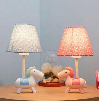 ❤Ковры, пуфики❤ Эко-посуда и много классного  для детей❤ — Детские настольные лампы — Настольные лампы