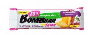 BOMBBAR Slim Bar, L-carnitine 35 г