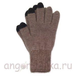 Шерстяные перчатки для сенсорных экранов - 402.2