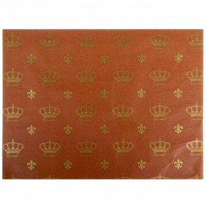 Бумага тишью для творчества Королевский стиль, 21х28.5 см