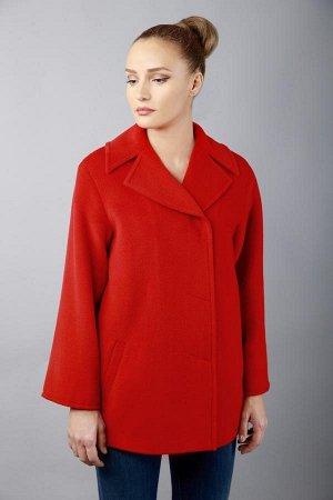 Пальто Пальто из закупки Эксальта - СКИДКА 45%. Производитель Россия, ткани Италия (под заказ марки).  Очень приятная пальтовая ткань с небольшим ворсом. 95% шерсть, 5% полиамид / Состав подклада: 62%