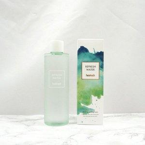 Продукт-мультитаскер Heimish refresh water clean up peeling toner 250 ml