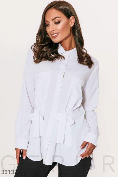 GEPUR женская одежда 🍁 Осень 2020 — блузки рубашки  PLUS SIZE+++ — Рубашки и блузы