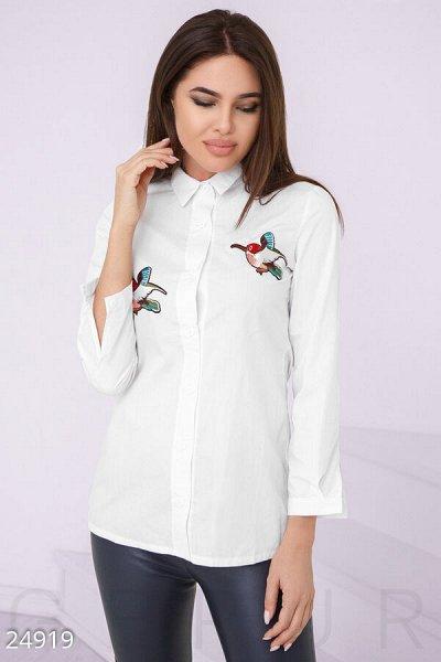 GEPUR женская одежда 🌺 весна-лето 2021   — блузки, рубашки — Блузы
