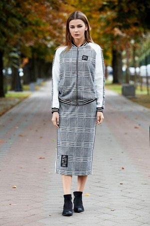 Женская куртка бомбер