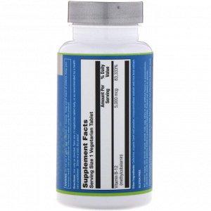 Vita Logic, Blast B-12, 5,000 mcg, 30 Vegetarian Tablets