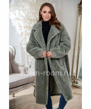 Модная шуба из шерстиАртикул: N-9030-110-Z