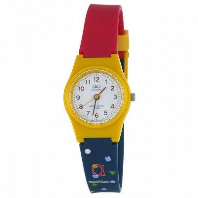 Очень много часов — Q&Q детские — Часы