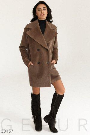 Классическое пальто Gepur