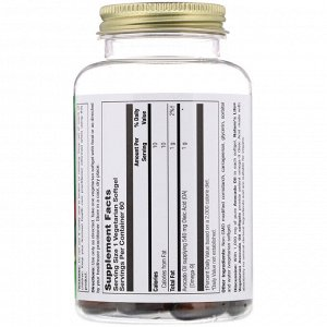Nature&#x27 - s Life, Масло авокадо, 60 вегетарианских мягких таблеток
