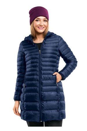 #83772 Куртка т.синий
