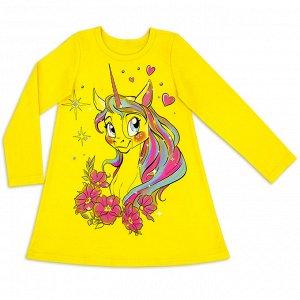 Платье для девочки Фиалка