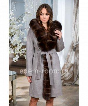Пальто из шерстиАртикул: TG-2313-100-KP-P