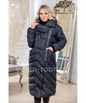 Пуховое пальто зимнееАртикул: 133-2-120-CH