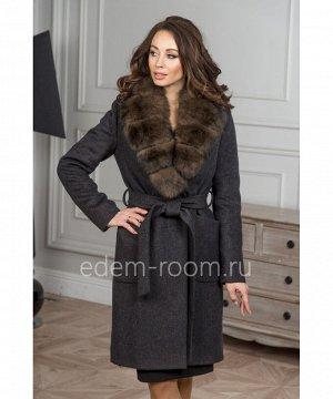 Женское пальто из шерстиАртикул: AR-1850-90-HC-P