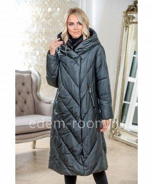 Теплое пуховое пальтоАртикул: 9665-2-115-CH