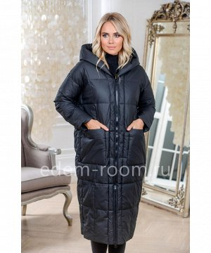 Пуховое пальто осень-зимаАртикул: 18561-2-110-CH