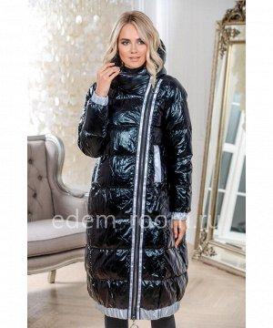 Пуховое пальто для зимыАртикул: 160-2-105-CH