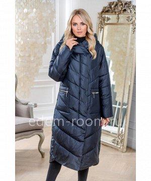 Пальто на пухе для зимыАртикул: 9667-2-120-CH