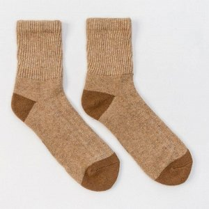 Носки мужские, цвет бежевый, размер 27 (41-43)