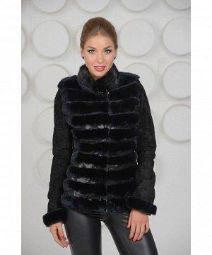 Осенне- весенняя куртка с мехомАртикул: 15D-032