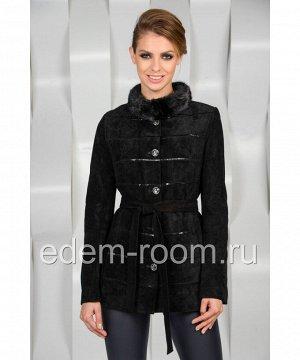 Демисезонная кожаная курткаАртикул: S-16019-Z