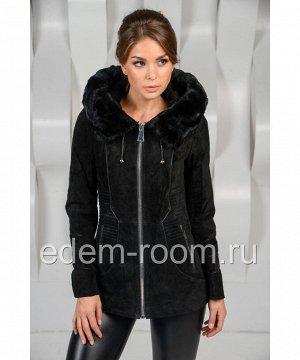 Утеплённая куртка с капюшономАртикул: SE-Z006