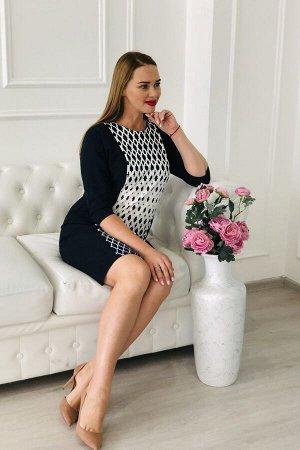 Платье Всплеск