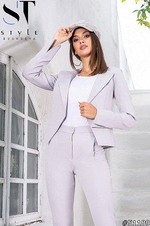 Костюм  51189 (пиджак+брюки)