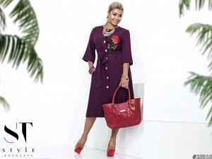Платье - Халат 25918