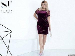 Платье 30068