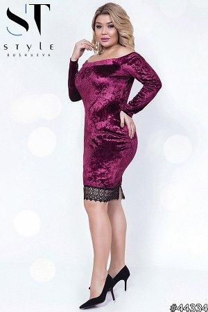Платье 44334